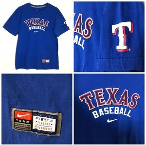 Nike MLB Texas Rangers medium tee